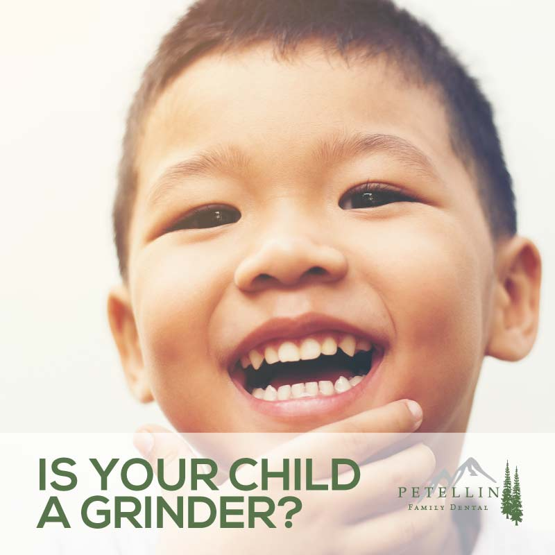 Is Your Child a Grinder