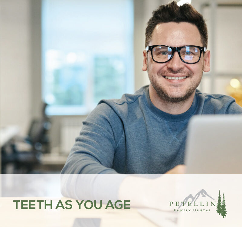 Teeth as you age